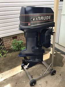 Evinrude 90hp outboard motor Old Guildford Fairfield Area Preview