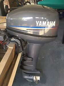 Yamaha 15 HP Outboard Mooroobool Cairns City Preview