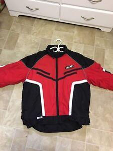 Men's medium HJC snowmobile jacket