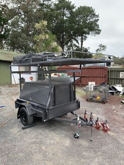 Builders trailer North Warrandyte Nillumbik Area Preview