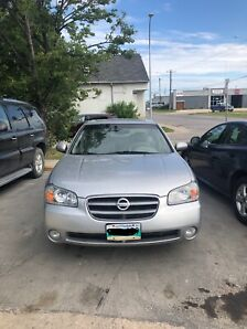 2003 Nissan Maxima GLE *LOW KMS* *PRICE REDUCED*