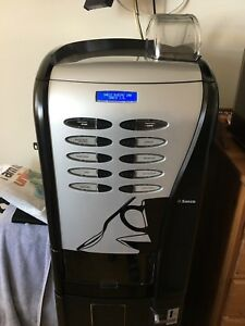 Saeco rubino sg200 barista vending coffee machine