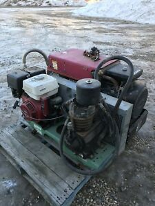 Welder,air compressor, honda