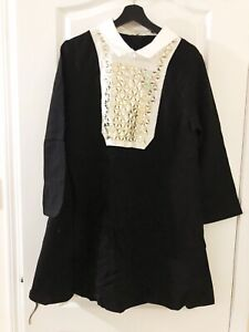 NEW Gem Sequin decorated Dress for Fall/ Winter 2XL
