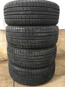 New set of 205/55R16