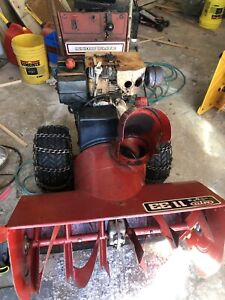 Snow blower need gone make a offer