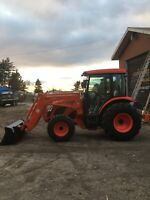 Snow removal service Alban-French River