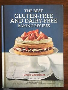 Gluten and dairy free cook book