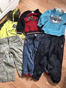 **Boys lot of clothes**size2**$20**