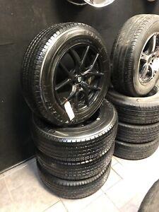 Ensemble de mags et pneu 17 pouces