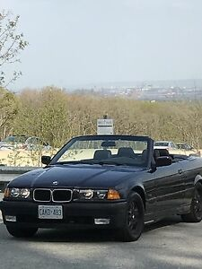 1995 BMW 325 convertible