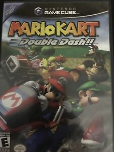 Mario kart double dash and super smash bro's