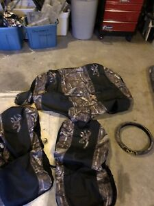 Browning seat covers