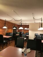 Restaurant for sale or lease