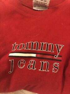tommy jeans tshirt