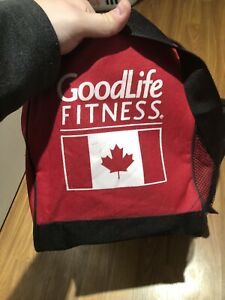 GoodLife gym bag