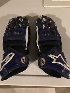 AlpineStars GP Tech Racing Gauntlets Size Large