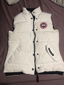 Woman's Canada Goose Vest