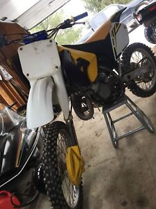 Rm 125 with ownership!