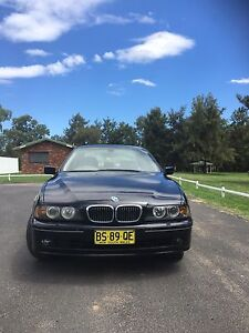 Bmw 540i E39. Luxury V8. Erina Gosford Area Preview