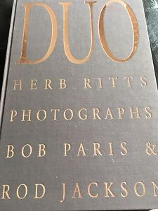 Duo by Herb Ritts/Collectible
