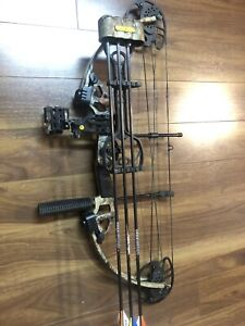 Bear outbreak compound bow left hand