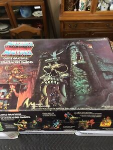 JUST IN AT PENNS MASTERS OF THE UNIVERSE CASTLE GRAYSCULL