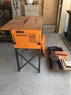 TRITON Work Bench