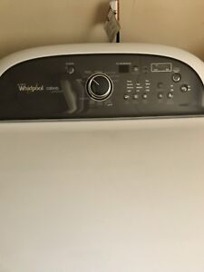 Washer and Dryer (electric)