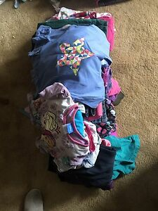 Huge Lot of Girls 4-6 Clothes
