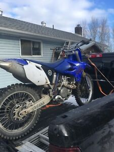 03 yzf 450 good shape