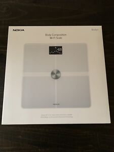 Nokia Body + Wi-Fi Scale - brand new