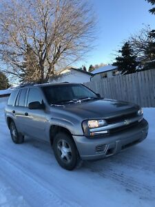 2006 Chevy TrailBlazer 4x4 Excellent Condition