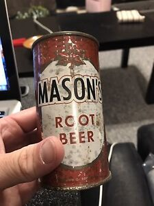 masons root beer can