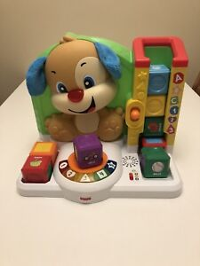 Fisher-Price First Words Smart Puppy - French edition