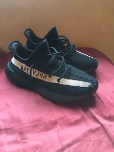 "Yeezy boost 350 V2 ""oreo"" size size condition 9.5/10 AUTHENTIC"