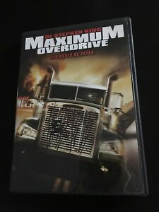 DVD Maximum Overdrive (Stephen King)