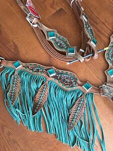 Beautiful tack sets