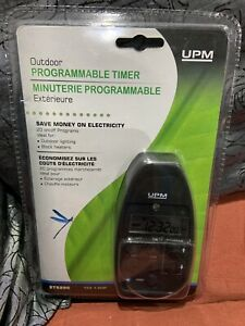 Outdoor Programmable Timmer