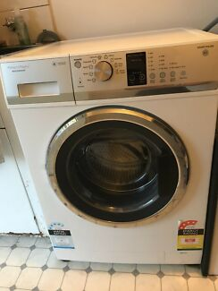 Fisher and Paykel WashSmart 7.5kg Front Load Washing Machine