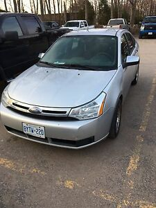 2010 Ford Focus 5 speed
