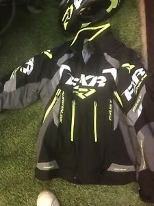 Fxr snow suit
