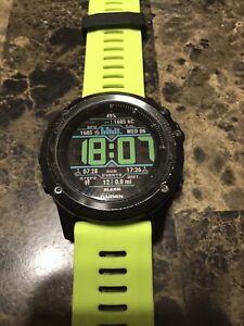 Garmin Fenix 3 multipurpose fitness watch