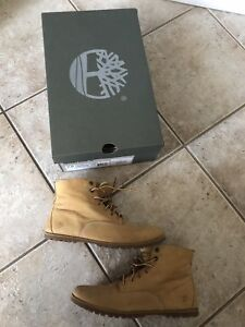 Timberland Boots-size 7.5-Women's