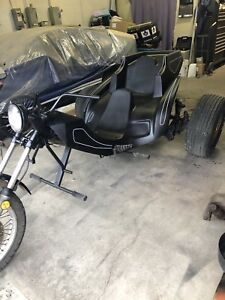 VW Trike - rolling chassis