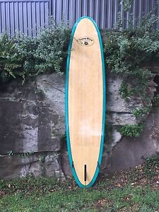 Stand Up Paddle Board: Sunny King SUP + paddle, leash and bag Arncliffe Rockdale Area Preview