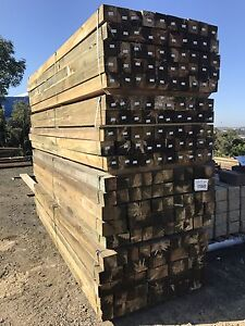 Pine Posts - 100x100mm & 100x75mm - $7.00ea! Darra Brisbane South West Preview