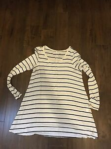 Motherhood Maternity Striped Top!