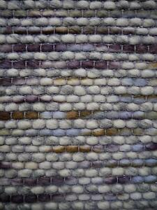 New 190x280 Coppola Oasis Cobber Hand Woven Wool Flatweave Rugs Melbourne CBD Melbourne City Preview