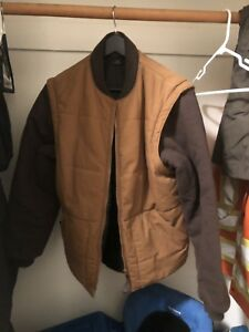 Men's medium Dakota winter coat/vest